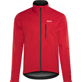 GORE WEAR C3 Gore-Tex Active Jas Heren, red